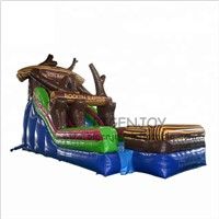 Wholesale Summer Inflatable Water Games for Kids & Adult Commercial Water Slides