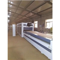 Two Doors Made on One Station Vacuum Press Laminating Machine for Door