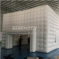 Inflatable Event Tent, Cube Party Tent Inflatable with Windows