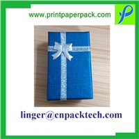 Custom Exquisite Wholesale Jewelry Box Gift Wrapping for Birthday