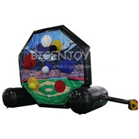 Inflatable Factory Cheap Blow up Soccer Dart Board