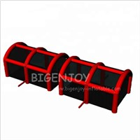 Inflatable Tent for Baseball Sport Games Filed Inflatable Shooting Gallery Blow up Playground