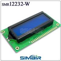 LCD 12232 Compatible with WG12232A Parallel Port 5V Dot Matrix Screen 122323.3v