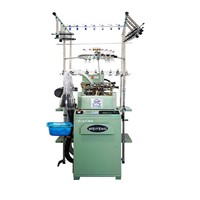 Zhuji WF-6F-F Shoe Upper Sock Knitting Machine