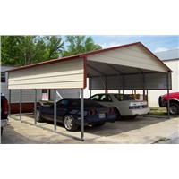 Metal Structure Car Shelter Steel Carport