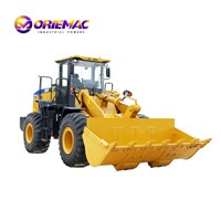 Heavy New Condition SEM 655D 5 Ton Chinese Wheel Loader