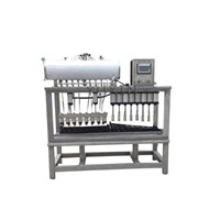 500ml portable beer bottling and capping machine