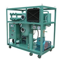JS-TYA Series Vacuum Dehydration Type Lubricating Oil Purifier