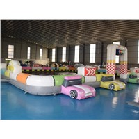 Durable Inflatable Go Karts Car Air Race Track for Running
