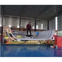 Amusement Kids Riding Electric Rodeo Snowboard Mechanical Snowboarding Simulator Ride