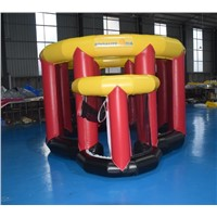Commercial Inflatable Football Arena Soccer Pitch