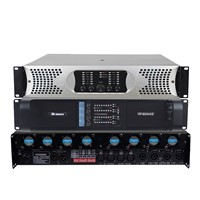 2019 New Amplifier 4650W*4CH Professional Power Amplifier Fp22000q 3600UF Capacitor for 21 Inch Dj Subwoofer