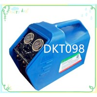 DKT098 3/4HP Refrigerant Freon Recovery Recharge Recycling Unit
