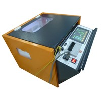 Fully Automatic Transformer Oil Breakdown Voltage Tester, IEC 60156 Insulating Liquids Dielectric Strength Testing Kit