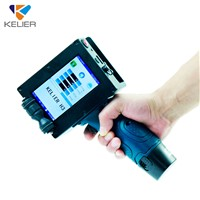 Industrial Portable Handheld Inkjet Printer Inkjet Coding Machine Mini Marking Machine Expiry Date