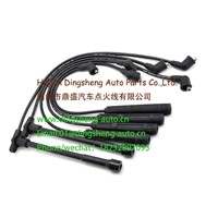 Silicone High Voltage Spark Plug Cable for Toyota