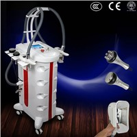 4 Handles Cavitation RF Cryolipolysis Slimming Machine