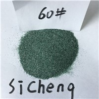 China Supplier Green SiC Green Silicon Carbide Grains for Silicon Carbide Sanding Belt