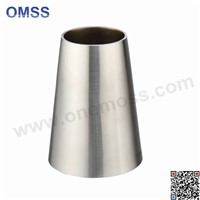 9. Sanitary Stainless Steel Hygienic Clamp Joint Concentric & Eccentric Reducer