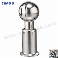 SS304/316L Sanitary Union Cleaning Ball with Union