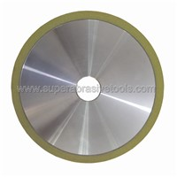 Vitrified Bond Diamond Grinding Wheel for PCD PCBN PDC