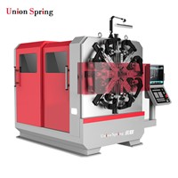 Hardware Making Machine CNC 0.8-4.0mm Wire Forming Machine