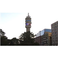 Chilean National Television Tower, Made in Shenzhen Hengcai