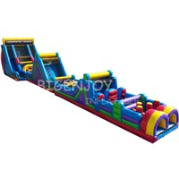 Commercial Outdoor Adult Inflatable Obstacle Courses Inflatable Challenge Games for Adults
