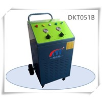 DKT051B 3HP Oil-Less Light Commercial Refrigerant Freon Recovery Recycling Machine for Air Condition Factory
