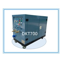 DKT700 7.5HP Industrial Refrigerant Recovery Reclaim Recycling Machine