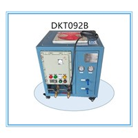 DKT92B Explosion-Proof Grade Air Cooled Water Cooled Refrigerant Recharge Recycling Recovery Unit