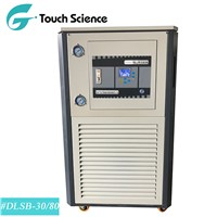 High Accuracy Heating Circulating Pump Low Temperature Chiller -80C