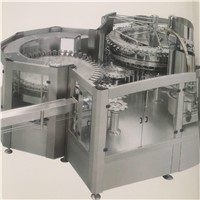 24000/34000/36000b/h Washing-Filling-Capping 3-In-1 Machine
