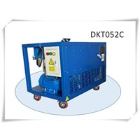 Dkt052c 4HP Oil-Free Low Pressure Refrigerant Freon Recovery Recycling Reclaim Recharge Machine