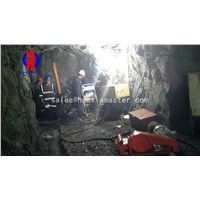 KY 250 Mine Tunnel Drill Full Hydraulic Tunnel Drill 200 m Iron Ore Geological Prospecting Machine