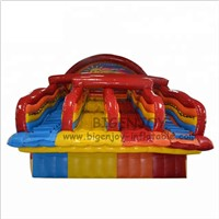 Water Pool Floating Summer Kids Park Inflatable Water Slides for Pool