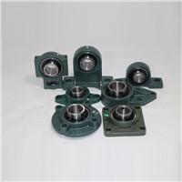 High Quality Cast Iron UCF218 Pillow Block Bearing