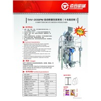 AUTOMATIC WEIGHING PACKING MACHINERY