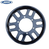 Chinese Supplier for Motorcycle Rim Forged Alloy Wheel Polishing Wheel