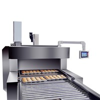 High Quality bread Production Line factory manufacturer automatic baking machine tunnel oven prices for sale