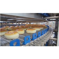 Bread Cooling Tower, Spiral Cooling Tower Baking Bread Line, Bread Production Line