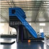 China Mobile Inflatable Stunt Jump Platform For Jump Air Bag