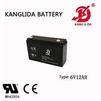 Kids' Toy Car 6v12ah High Quality Lead Acid Battery