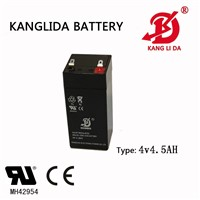Factory Direct Sales 4v4.5ah Maintenance-Free Lead Acid Battery
