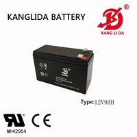 Gas Film Fire Alam System 12v9ah Battery