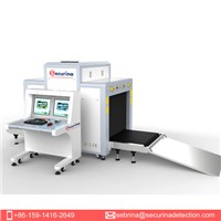 100*100cm Tunnel Size X Ray Baggage Scanner for Airport, Station Security Inspection Machine(SA100100)