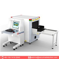 Securina X Ray Baggage & Luggage Scanner Security Inspection Explosives Metal Detector Screening Scan Machine (SA6040)