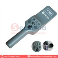 Securina V160 Handheld Detector, High Sensitivity Detector, Body Scanner, Portable Metal Detector