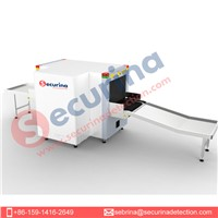 Securina X-Ray Parcel & Baggage Detector Inspection X-Ray Screening Scanning Scanner Machine(SA6550)