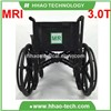 China MRI compatible wheelchair / plastic